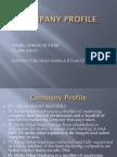 Company Profil, Pers. English