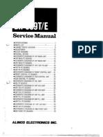 Alinco DR-599T Service Manual