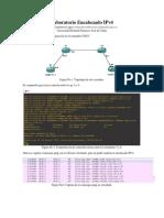 Laboratorio Encabezado IPv4