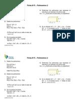 Ficha Polinomios 2