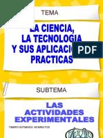 Secuencia de Actividades Sobre La Ciencia La Tecnologia y Sus Aplicaciones Practicas en La Escuela Primaria 1 1218050150400416 8