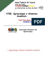 Ater Agroecologia e Alimentos Saudaveis - Universidade Federal de Vicosa