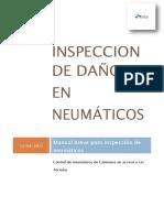 Inspección de Daños en Neumáticos - Servicio de Transporte Rev. 01