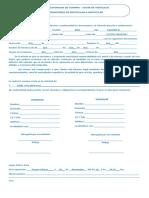 Manifiesto Que Recibí a Mi Entera Satisfacción y Conformidad Los Documentos y El Vehículo Descrito a Continuación