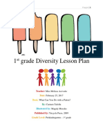 my diversity plan