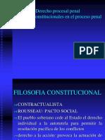 Definitivo Garantias Constitucionales  Derecho Procesal Penal