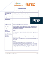 EPD Assignment Brief Fall 2015