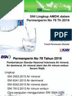 Fix Sni Lingkup Amdk Permenperin 78 17 Jan 17