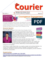 May 2018 Courier