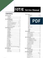 Alinco DR-610 Service Manual