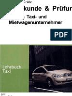 fachkunde prfung fr den taxi und mietwagenunternehmer anleitung fr - Taxi Und Mietwagen Prufung Muster