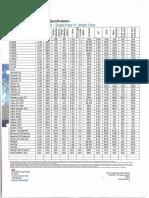 3M Window Films ~ Technical Data Sheets ~Single Pane 6mm ~ Clear