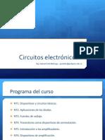 Semiconductores Y Diodos