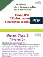 6º Básico Biografía Clase 3 Marzo 2013