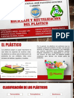 Grupo 5 Reciclaje y Reutilización Del Plástico