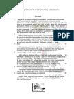 Summary Exercise Form 4