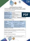 Guía de Actividades y Rúbrica de Evaluación - Tarea 1 - Elaborar Una Línea de Tiempo y Dar Respuesta a Las Preguntas Planteadas