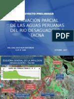 Derivacion Desaguadero-tacna1 (25 Oct-2017ppt)