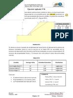 01.- Analisis Falla Planar El Macizo Rocoso