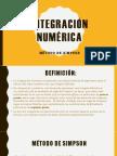 INTEGRACION-NUMERIA-SIMPSON-1.pptx