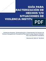 Guia Situaciones de Violencia Institucional