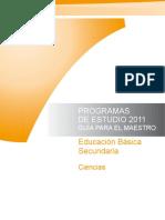 3 Programa Ciencias_SEC 2011
