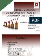 Economia en recursos mineros