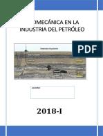 Informe 1 Geomecanica-pz