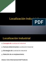 Localizacion Industrial 2292016