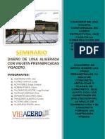 DISEÑO Y CONSTRUCCION DEL SCNC VIGACERO