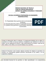 Clase 1. Aminoácidos, Péptidos y Proteínas (1)