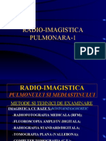 Radio imagistica pulmonara 1