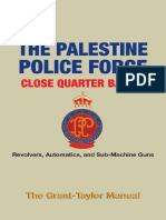 The Palestine Police Force CQB Manual