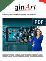 Catalogo Carteleria Digital Imaginart