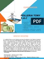 Tony Derecho