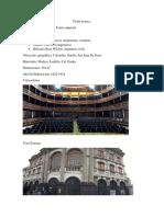 Ficha Técnica Teatro Imperial