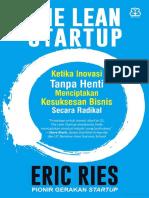 Buku Pionir Gerakan Startup