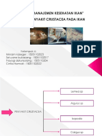 Parasit Crustacea pada Ikan