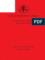 Code of Professional