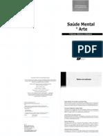 [Livro] Paulo Amarante - Saúde Mental e Arte