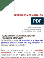 Hidráulica de Canales Clase 5