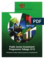 PSIP Tobago 2018