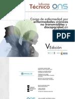 Informe Tecnico ONS 2015