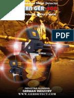 GER TITAN GER 400 - User Manual - Español (1)