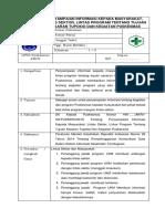 1.2.2.1 Sop Penyampaian Informasi Kepada Masyarakat Dan Lintas Sektor Dan Lintas Program -Edit