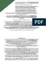 Lista de Espiritus Malignos.