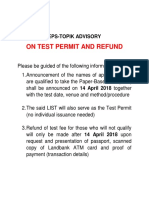 TOPIK EPS ADVISORY Test Permit & Refund.pdf1479769015