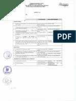 cronograma proceso CAS