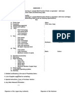 Multi Function Print Specification