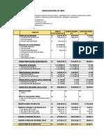 Liquidacion Final de Contrato Rosario